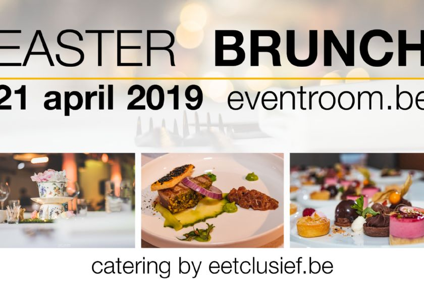 Easter Brunch met Eetclusief   I  21-04-2019  I  Eventroom